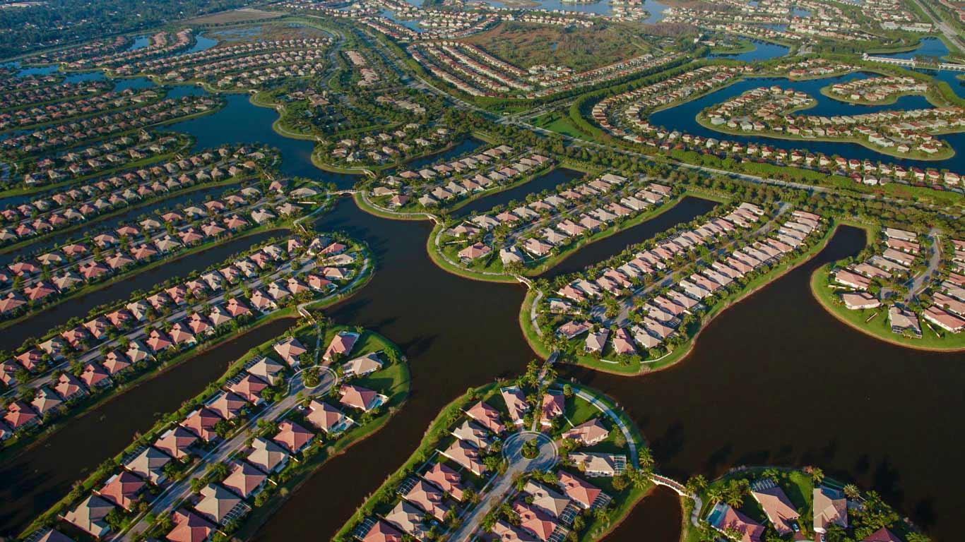 Housing Development West Palm Beach Florida Wallpaper By
