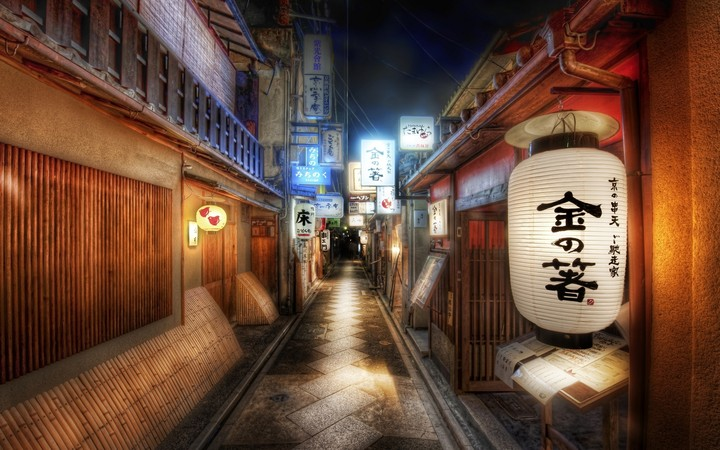 21 Awesome HDR Pictures Of Japan