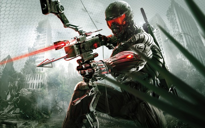 2013 Crysis Game Background