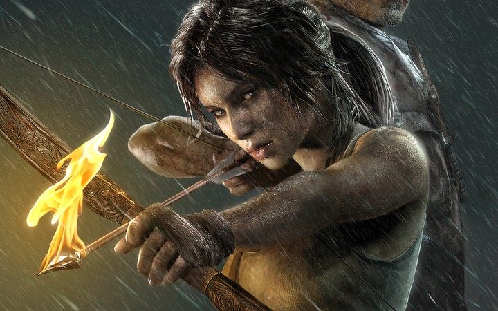 2013 Lara Croft Tomb Raider