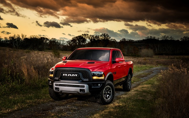 2015 Ford Ram 1500 Rebel