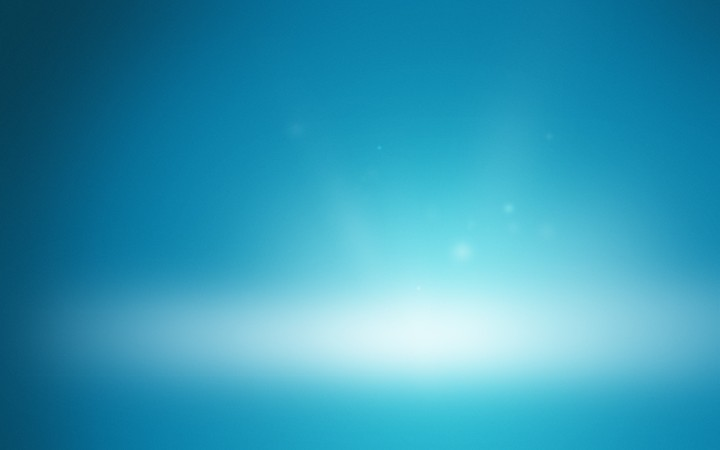 Abstract Simple Blue Background