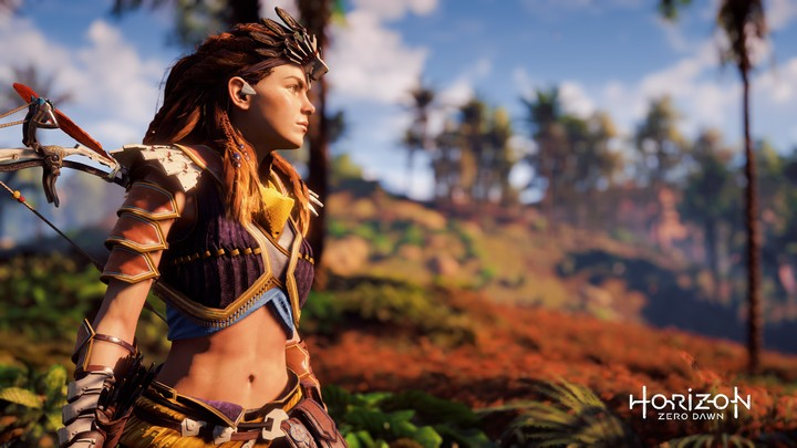 Aloy, Horizon Zero Dawn