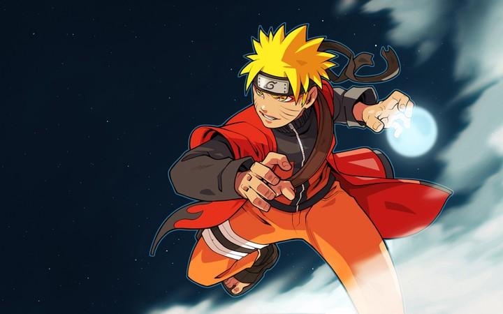 Anime Naruto Rasengan