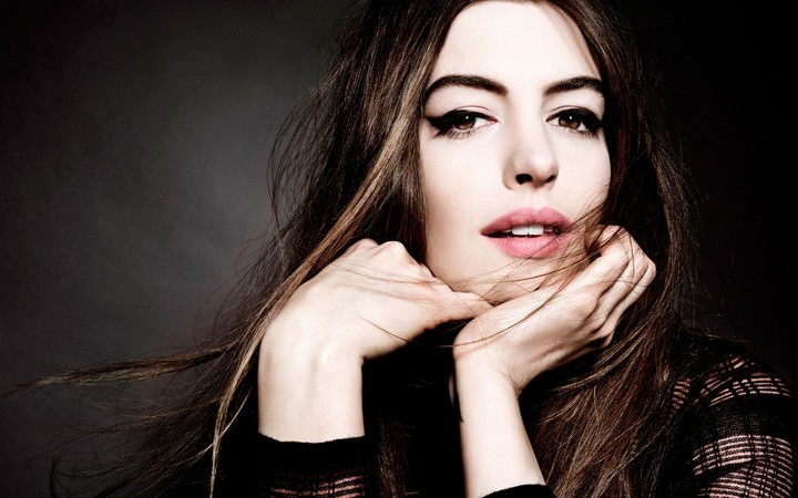 Anne Hathaway Pretty Actress