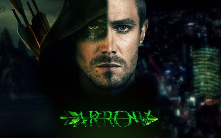 Arrow Green Arrow Stephen Amell Cw Oliver Queen