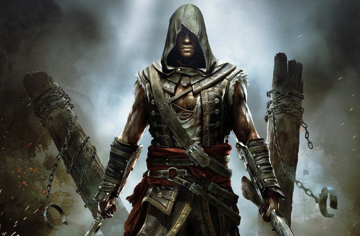 Assassins Creed Iv Black