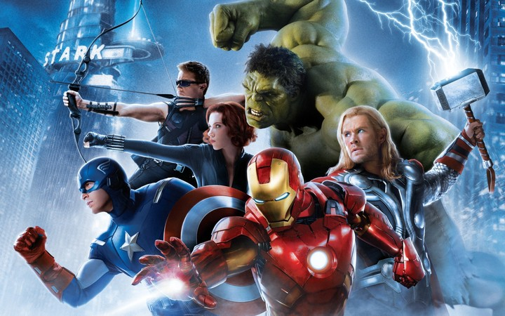 Avengers Age Of Ultron Avengers 2 Movie Film 2015 Year