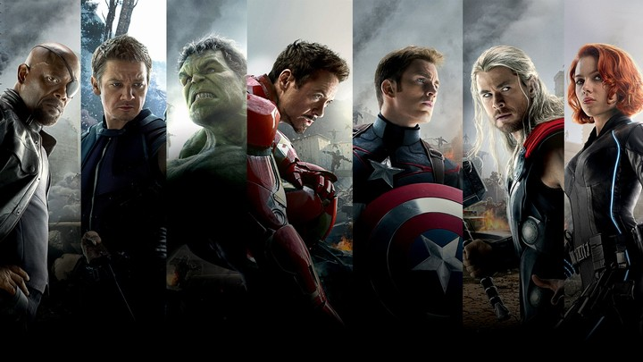 Avengers Age Of Ultron Team 2015