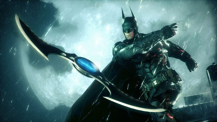 Batman In Batman Arkham Knight 2015