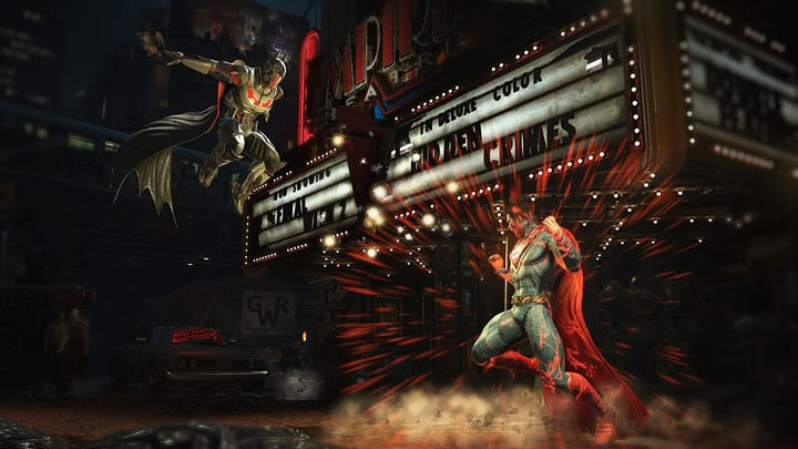 Batman V Superman, Injustice 2