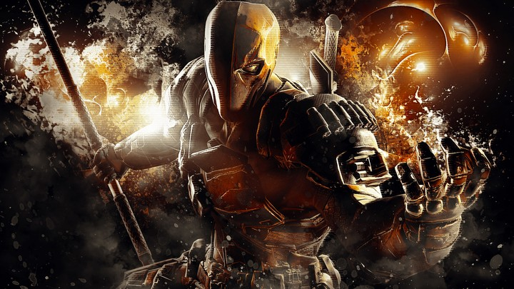 Batman Arkham Origins, Deathstroke