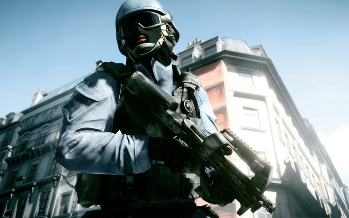 Battlefield 3 Paris
