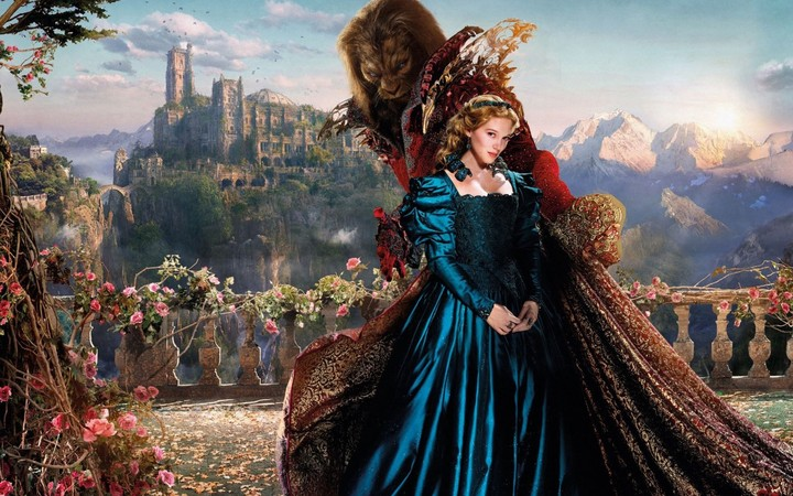 Beauty And The Beast Vincent Léa Seydoux