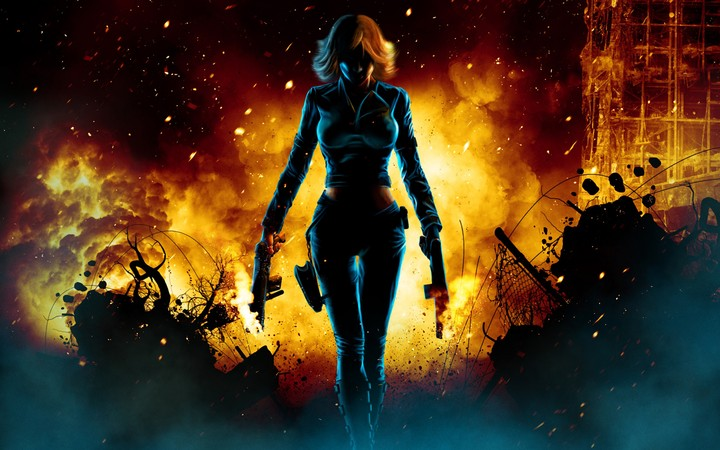 Black Widow Natasha Game