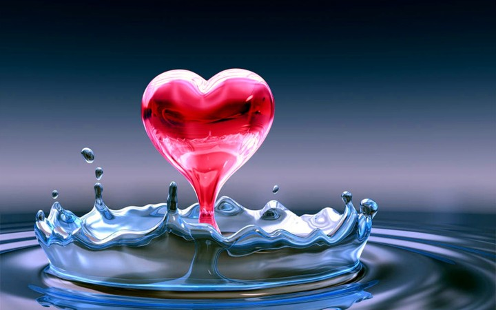 blue-water-and-a-pink-love-heart