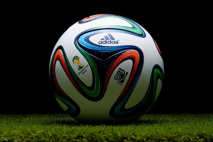 Brazuca 2014 World Cup Adidas Ball Football