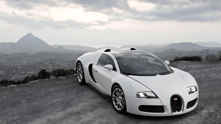 Bugatti Veyron Sports Cars 2013 HD Background