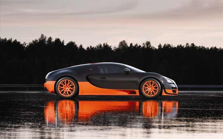 Bugatti, Veyron, Super, Sports
