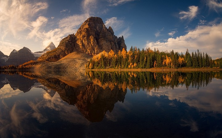 Canada Landscape In Fall wallpaper by LaurieSanders ...