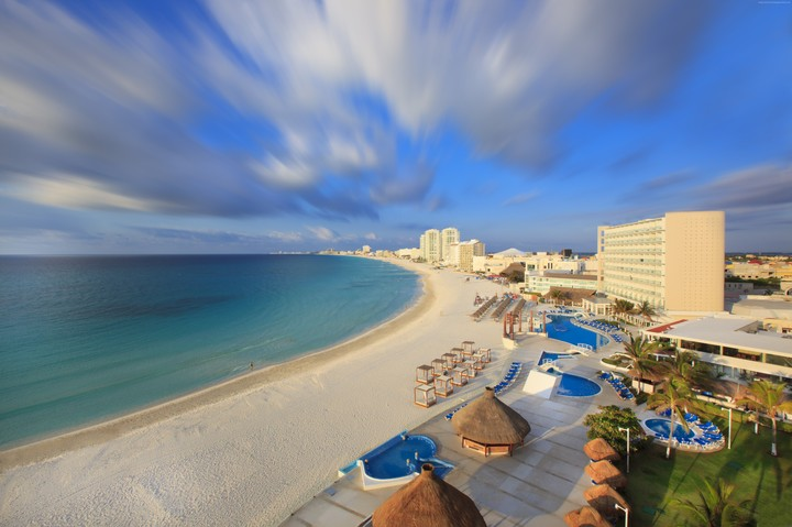 Cancun, Mexico, Best Beaches Of 2017