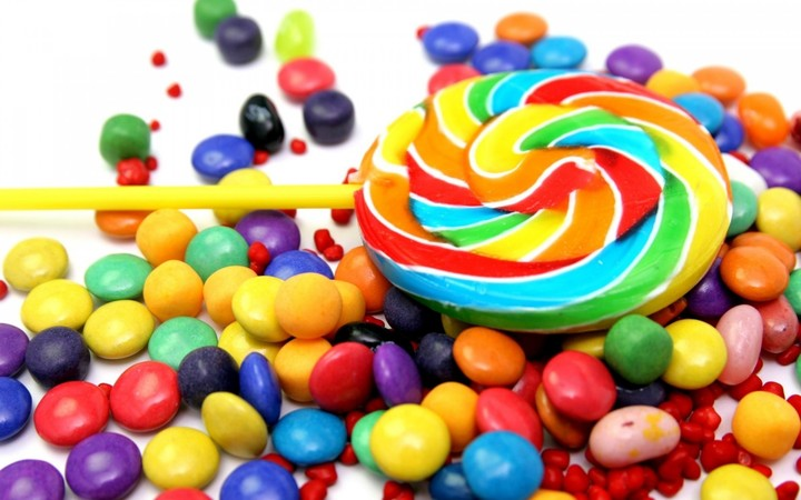 Candy Jelly Beans Colorful Food
