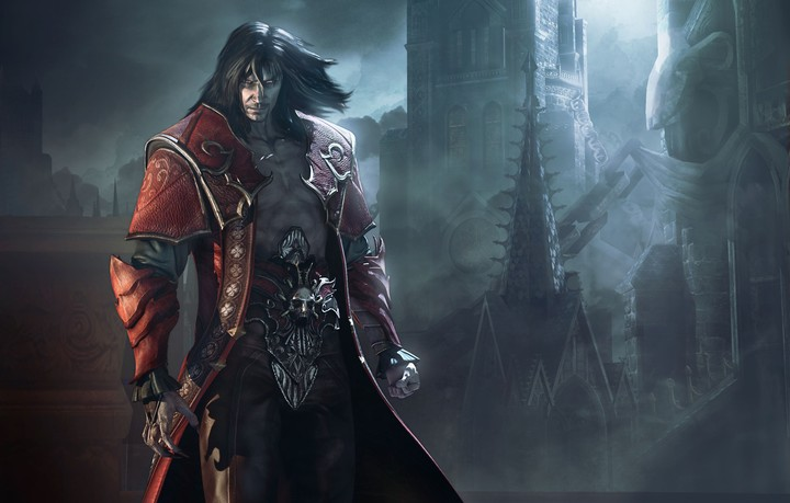 Castlevania Lords Of Shadow 2 Game Wallpaper By