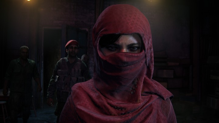 Chloe Frazer Uncharted The Lost Legacy