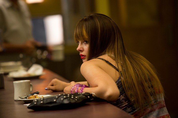 Chloe Grace Moretz The Equalizer