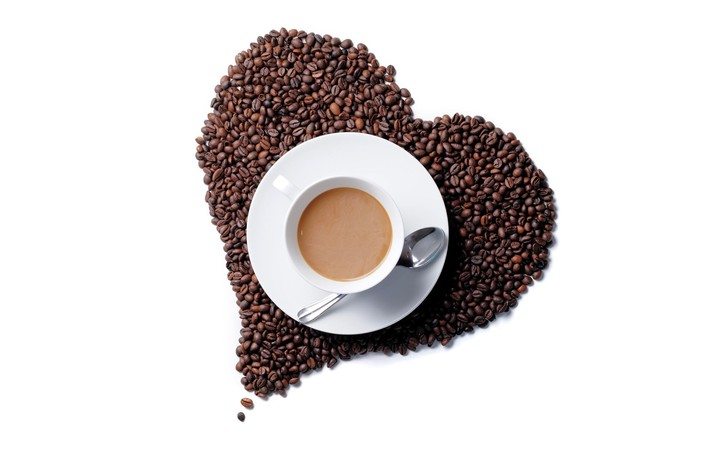 Coffee Coffee Beans Cup Heart image food for your desktop by dropbox free