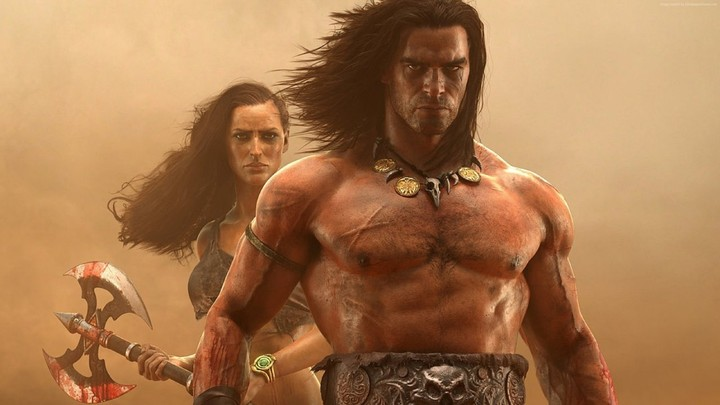 Conan Exiles, Mmorpg Best Games Pc Ps 4 Xbox One