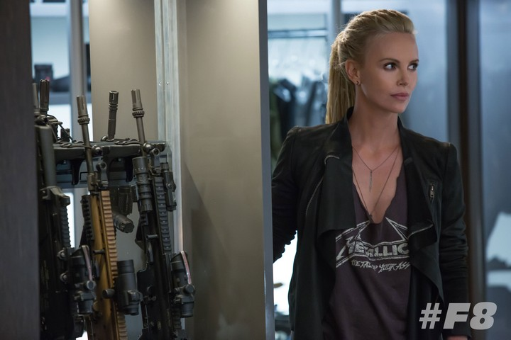 Fast 8, Charlize Theron