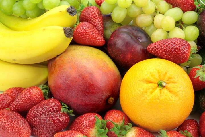 Fresh Fruits Picture Food