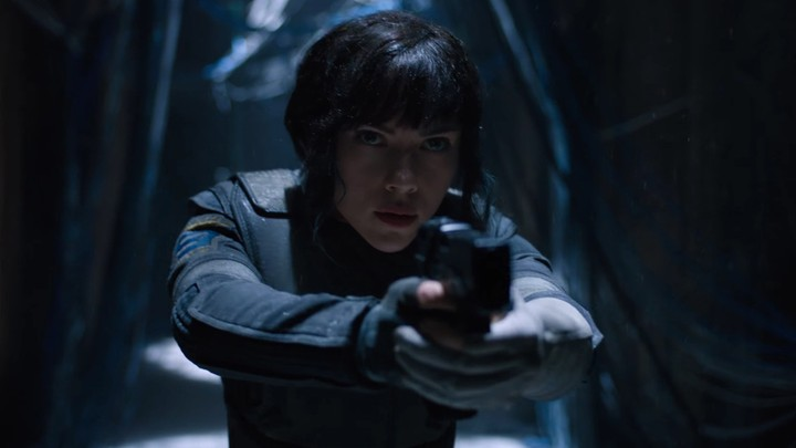 Ghost In The Shell 2017, Scarlett Johansson