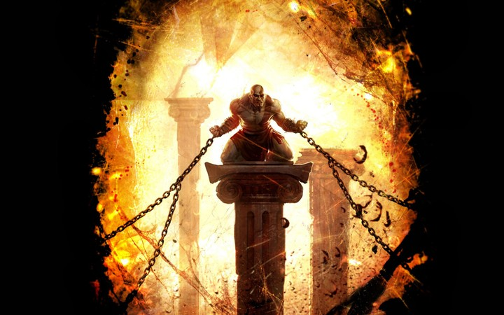 God Of War Ascension Muzhchina Game