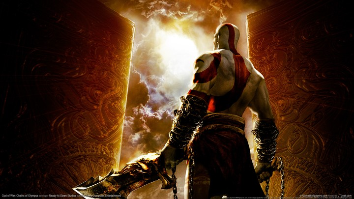 God Of War Chains Of Olympus HD
