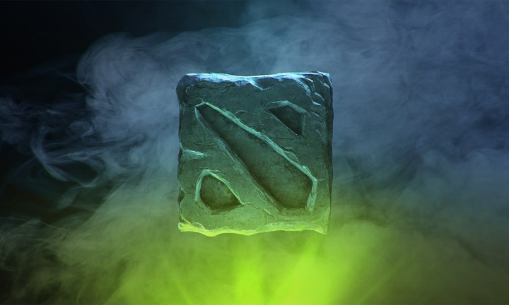 Contact US >> Green Dota 2 Logo Background wallpaper by chococruise ...
