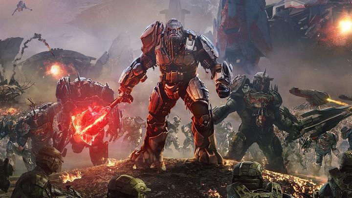 Halo Wars 2 Atriox Sci Fi