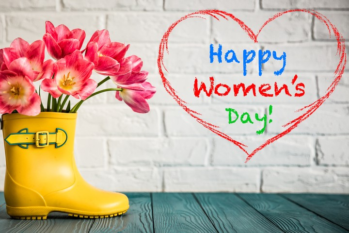 Heart Love Womans Day