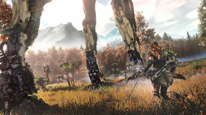 Horizon Zero Dawn For Desktop