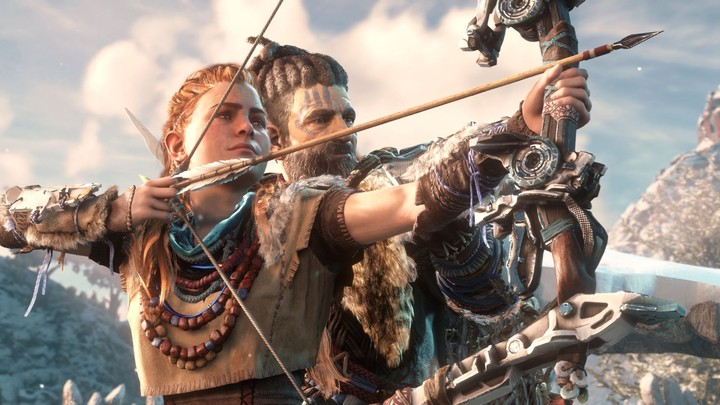 Horizon Zero Dawn Game Hd