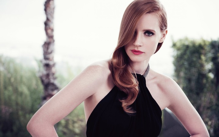 Jessica Chastain Hd Desktop