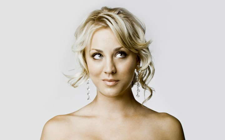 Kaley Cuoco The Big Bang Theory Season 7