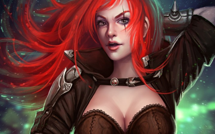 Katarina In League Of Legends