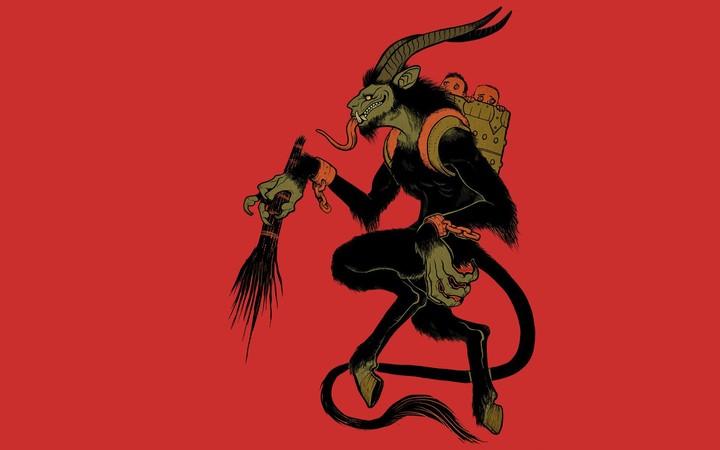 Krampus demons goat satyr wallpaper by hoantube2014 - Krampus wallpaper ...