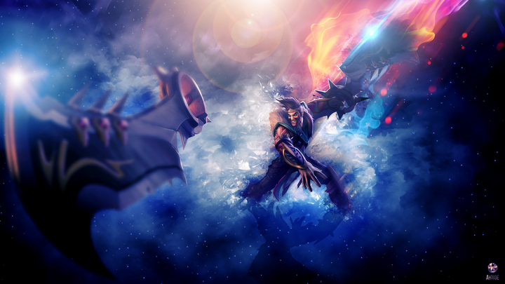 League Of Legends Background Wallpaper By Onedirection Revelwallpapers Net