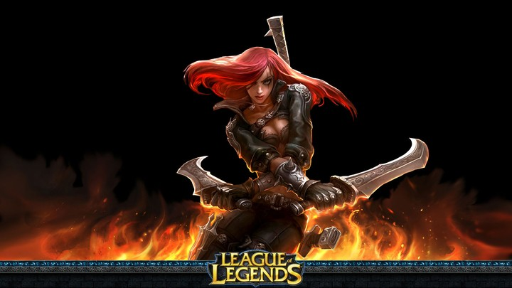 League Of Legends Katarina The Sinister Blade