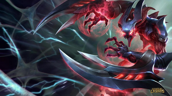 League Of Legends Nocturne