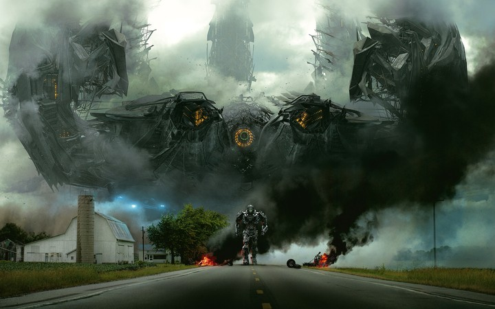 Lockdown In Transformers 4 Age Of Extinction Movie