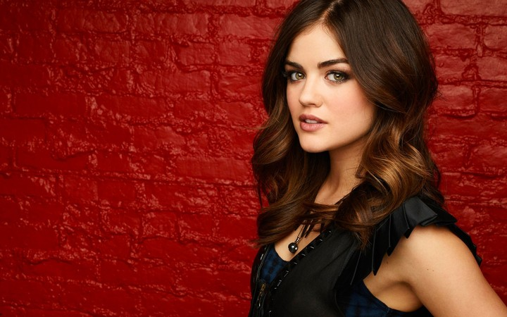Lucy Hale Series Pretty Little Liars For A Third Season